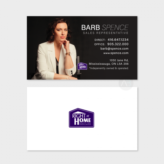 Barb Business Card