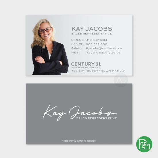 Kay Business Card