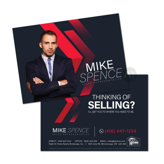 Mike Postcard - 5x7